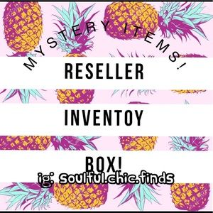 MYSTERY RESELLER BOX | Comfy Womens Wear Inventory